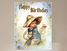 View Birthday Boy Card