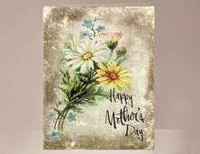 View Mother's Day Daisy Card